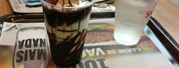 McDonald's is one of Restaurantes Lisboa e Arredores.