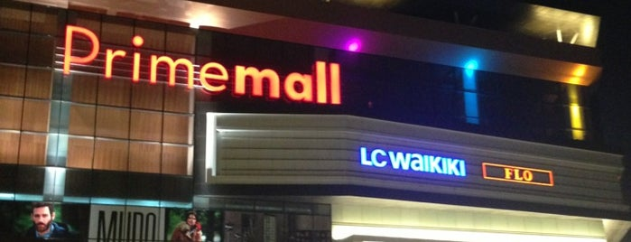 Primemall is one of Locais curtidos por .......