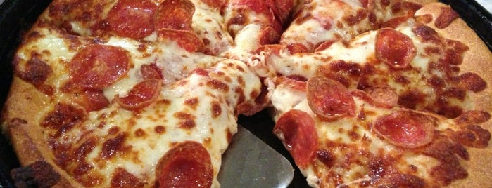 Pizza Hut is one of Ifigenia: сохраненные места.