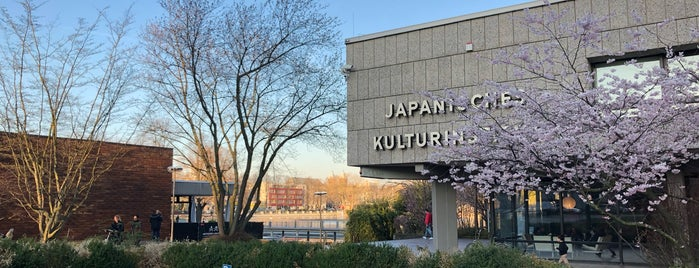 Japanisches Kulturinstitut is one of Favorite Arts & Entertainment.
