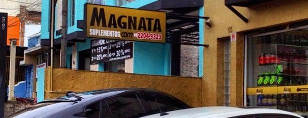 Magnata Suplementos is one of Orte, die Guilherme gefallen.
