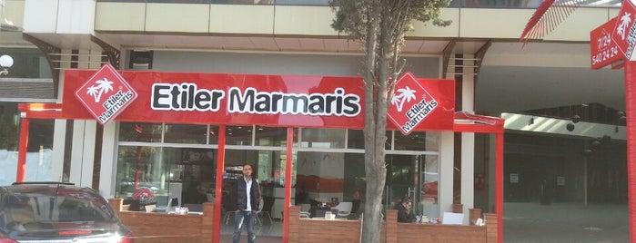 Etiler Marmaris is one of สถานที่ที่ 🦂FEMALE BOSS🦂 ถูกใจ.