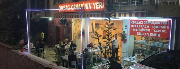 Çorbacı ORHAN is one of Lugares favoritos de Evren.