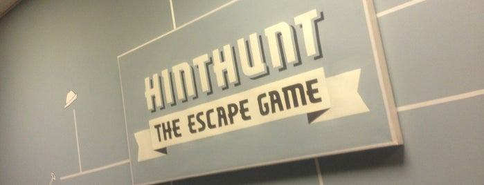 HintHunt is one of London Favourite.