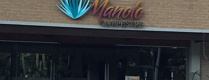 Manolo Campestre is one of Annさんのお気に入りスポット.