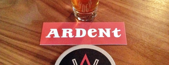 Ardent Craft Ales Brewery is one of Richmond Spots.