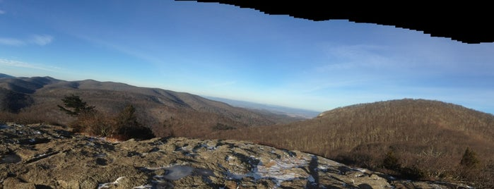 Spy Rock is one of Charlottesville.