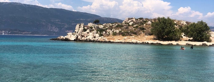 St. George Beach is one of KAŞ&FTHYE.
