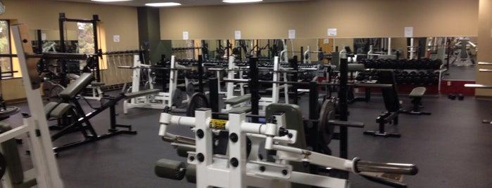 River Valley Athletic Club & Spa is one of Ryan : понравившиеся места.