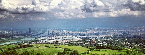 Kahlenberg is one of Vienna.