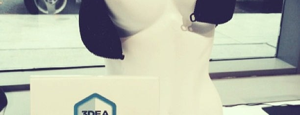 3DEA: 3D Printing Pop Up Store is one of ΔΕΛΘΧΕ.