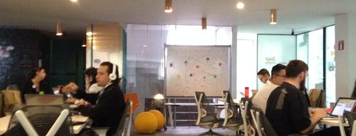 Impact Hub DF Oficial is one of สถานที่ที่ Mayra ถูกใจ.