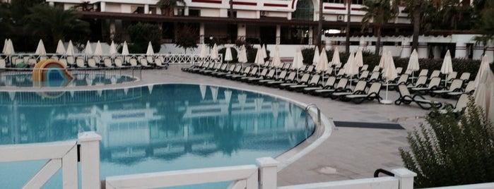 Pgs Kiris Resort is one of Berke : понравившиеся места.