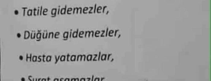 ATA TEKEL KURUYEMİS is one of Elif'in Beğendiği Mekanlar.