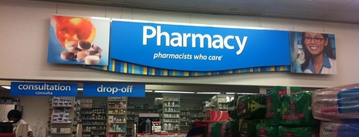 CVS pharmacy is one of Posti salvati di Myles2Go.