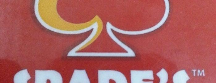 Spade's Burger is one of Lieux qui ont plu à Adrien.