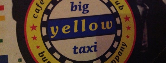 Big Yellow Taxi Benzin is one of Kapanan Mekanlar.
