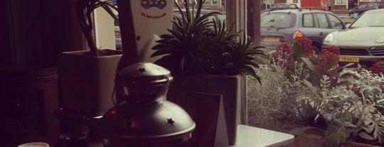 Café 't Noorderke & Restaurant Noorderpoort is one of สถานที่ที่บันทึกไว้ของ Benjamin.
