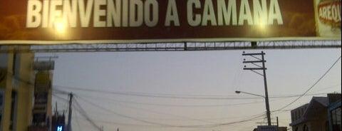 Camaná is one of Joana Pamela : понравившиеся места.