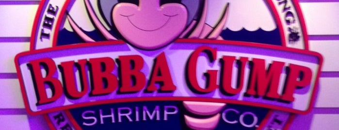 Bubba Gump is one of Bahaさんのお気に入りスポット.