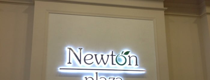Newton Plaza is one of Olga 님이 좋아한 장소.