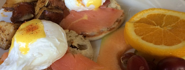 Harefield Road is one of Brunch.