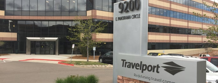 Travelport is one of Posti che sono piaciuti a Doug.