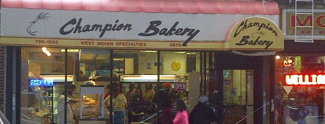 Champion Bakery Inc. is one of Bookmarks.