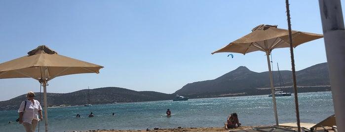 Άγιος Γεώργιος Αντίπαρου is one of Paros island.