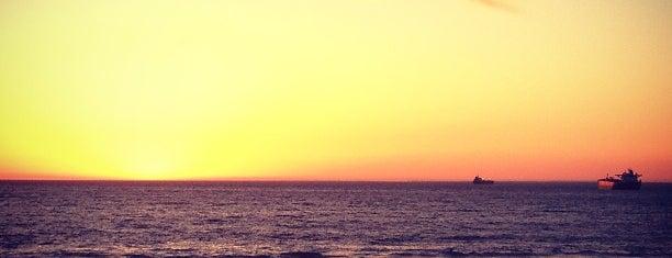Manhattan Beach is one of Going Back To Cali...Again.