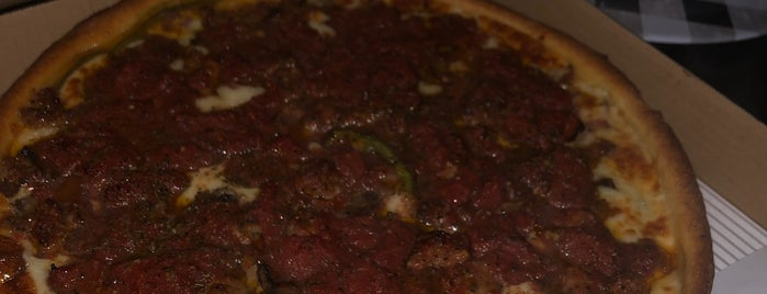 Rance's Chicago Pizza is one of Places to go with Ray.