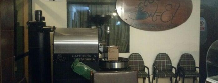 Café Bet - El is one of Posti che sono piaciuti a Milagros.