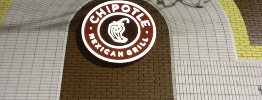 Chipotle Mexican Grill is one of Studio City Lunches.
