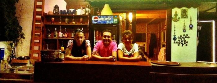Yakamoz Cafe is one of karaburun.