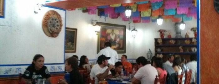 Fonda de Santa Clara is one of Restaurantes en el DF.