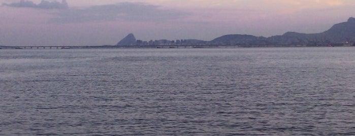 Iate Clube Jardim Guanabara is one of Marcelo 님이 좋아한 장소.