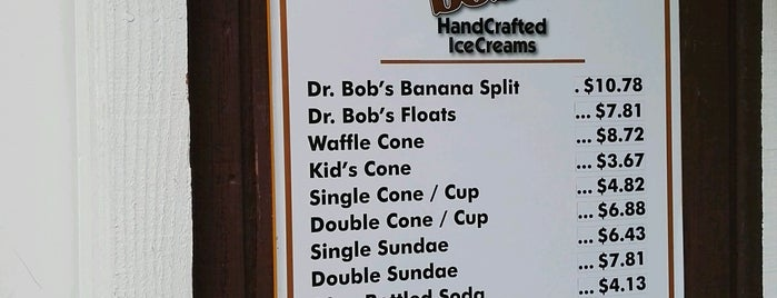 Dr. Bob's Handcrafted Ice Cream is one of SoCal Screams for Ice Cream!.