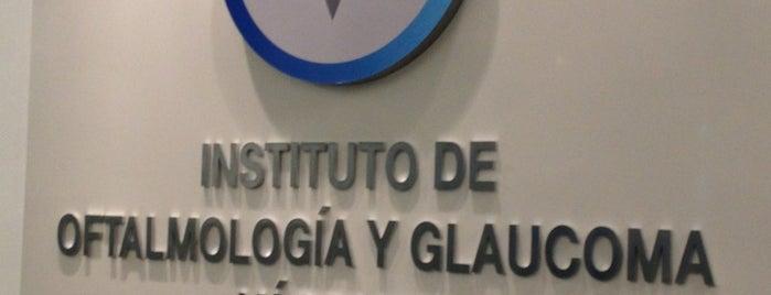 Instituto de Oftalmologia y Glaucoma Vasquez is one of Locais curtidos por Juan Andrés.
