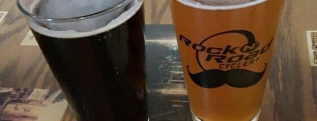Cismontane Brewing is one of Los Angeles + SoCal Breweries.