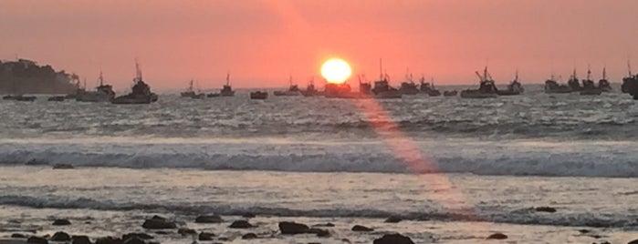 Punta Ballenas is one of Orte, die Xavi gefallen.