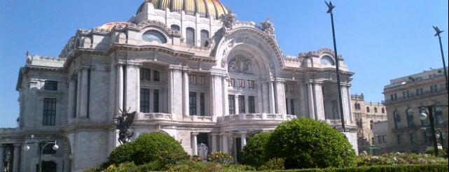 Corredor Peatonal Juárez is one of Mexico City.