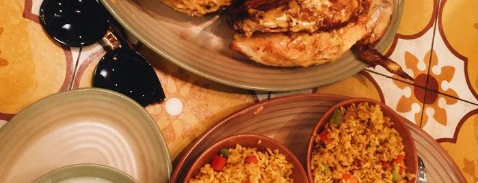 Nando's is one of Yemek yenilesi yerler.