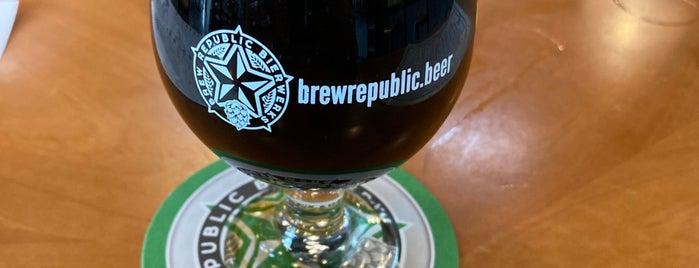 Brew Republic Bierwerks is one of Posti salvati di Rachel.