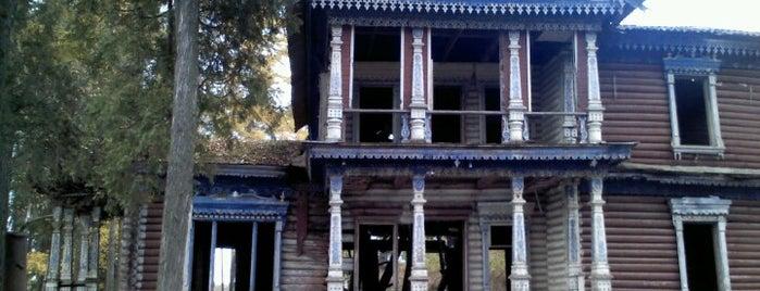 Первомайское is one of Ancient manors of Russia.