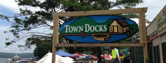 Town Docks is one of NH.