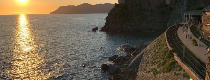 Scoglio de' Pesci is one of Italie.