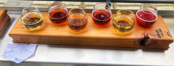 Schilling Cider House Portland is one of Gluten Free.