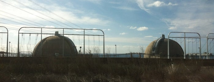 San Onofre Nuclear Generating Station is one of สถานที่ที่ Chad ถูกใจ.