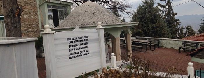 Üç Kuzular Türbesi is one of Osmangazi | Spiritüel Merkezler.