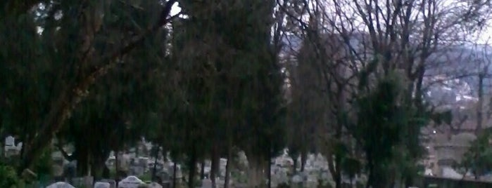 Pınarbaşı Mezarlığı is one of Orte, die Erkan gefallen.